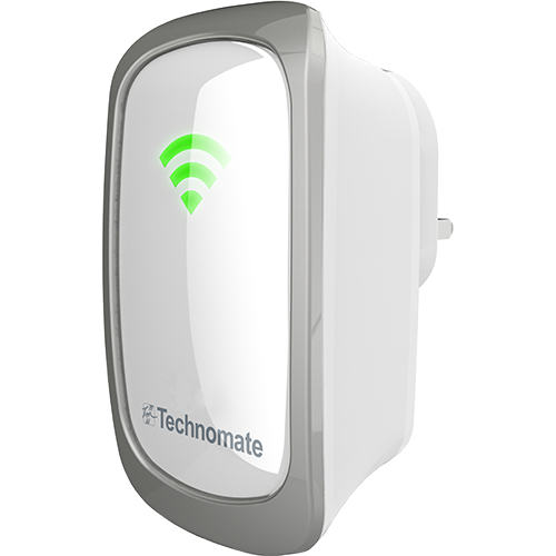Boosters, Extenders & Antennas Home Networking & Connectivity Technomate Wireless Wifi Signal Booster Range Extender Adapter Fast Connection Buy One Get One Free